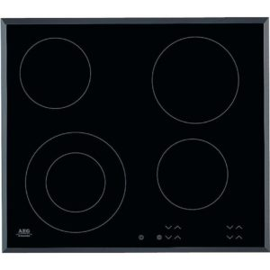 AEG 60cm Electric Built in Ceramic Hob - HK624010FB The Appliance Centre NI