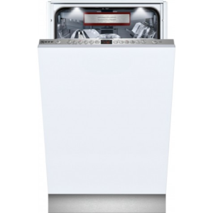 Neff S586T60D0G Built In Fully Integrated Slimline Dishwasher The Appliance Centre NI
