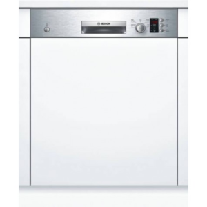 Bosch SMI50C15GB Semi Integrated Dishwasher Silver The Appliance Centre NI