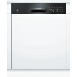Bosch SMI50C16GB Semi Integrated Dishwasher Black The Appliance Centre NI