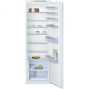 BOSCH Serie 4 KIR81VS30G Integrated Tall Fridge The Appliance Centre NI