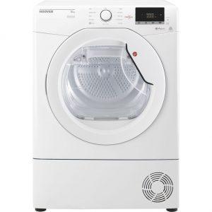 Hoover 10kg Condenser Tumble Dryer - DXC10DE-80 The Appliance Centre NI