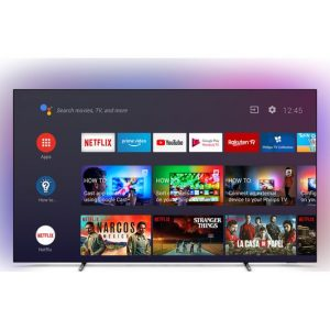 """PHILIPS Ambilight 55OLED705/12 55"""" Smart 4K Ultra HD HDR OLED TV with Google Assistant The Appliance Centre NI"""