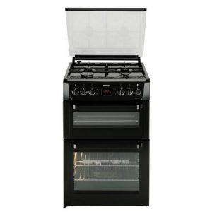 Beko 60cm Gas Cooker - BDVG697KP The Appliance Centre NI