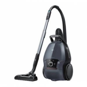 AEG Ultraone Deluxe Bagged Vacuum Cleaner - VX9-4-4DB The Appliance Centre NI