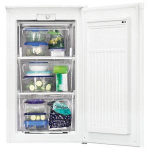 Zanussi Under Counter Freezer - ZFG06400WA The Appliance Centre NI