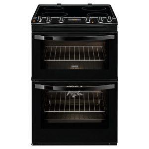 Zanussi 60cm Electric Cooker - ZCV68300BA The Appliance Centre NI