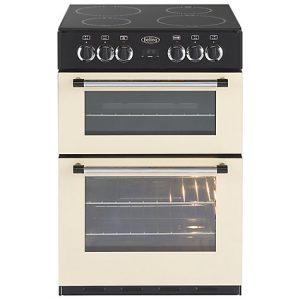 Belling 60cm Electric Cooker - Classic60E Cream The Appliance Centre NI