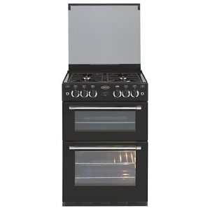 Belling Freestanding Gas Cooker- Classic60G Black The Appliance Centre NI