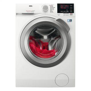 AEG 10kg Washing Machine - L6FBG142R The Appliance Centre NI