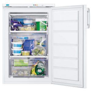 Zanussi 60cm Undercounter Freezer - ZFT11112WV The Appliance Centre NI