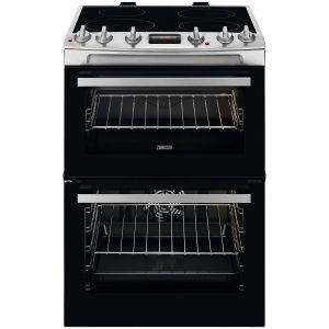 Zanussi 60cm Induction Cooker - ZCI66250XA The Appliance Centre NI