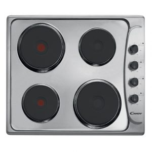 Candy Sealed Plate Hob - PLE64X The Appliance Centre NI