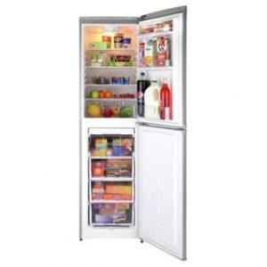 Beko Frost Free Fridge Freezer - CF5834APS The Appliance Centre NI