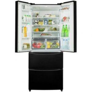 Hoover HMN7182B American Style Frost Free Fridge Freezer The Appliance Centre NI