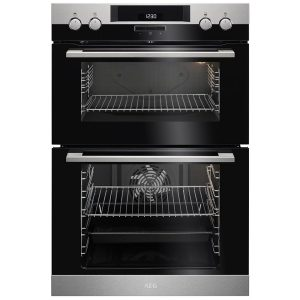 AEG Electric Built In Double Oven - DCK431110M The Appliance Centre NI