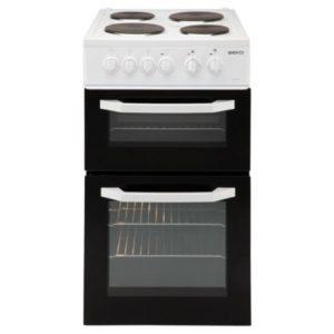 Beko 50cm Electric Cooker – BD531AW The Appliance Centre NI