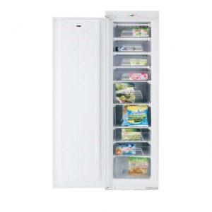 HOOVER HBOU 172UK/N Integrated Tall Freezer - Sliding Hinge The Appliance Centre NI