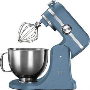 AEG Ultramix Stand Mixer Sterling Blue - KM5560-U The Appliance Centre NI