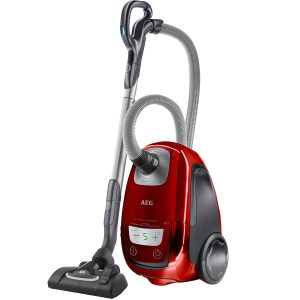 AEG Ultra Silencer Bagged Vacuum Cleaner -VX8-4-CR-A The Appliance Centre NI