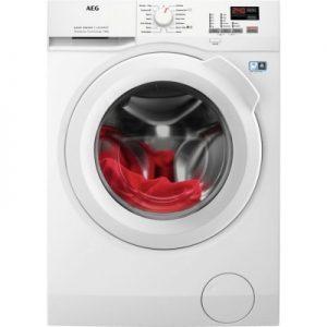 AEG 8kg Washing Machine - L6FBK841N The Appliance Centre NI