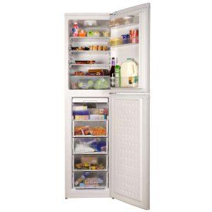 Beko Frost Free Fridge Freezer - CF5015APS The Appliance Centre NI