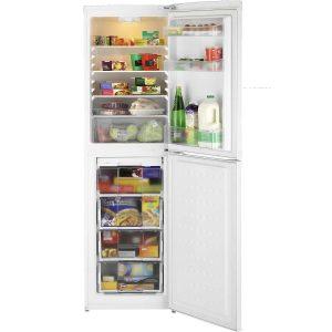 Beko Frost Free Fridge Freezer - CF5834APW The Appliance Centre NI