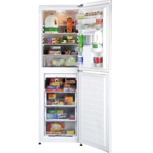 Beko Frost Free Fridge Freezer - CFD5834APW The Appliance Centre NI