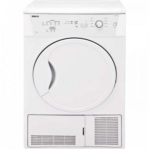 Beko 7kg Condenser Tumble Dryer - DC7112W The Appliance Centre NI
