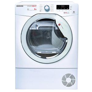 Hoover 8kg Heat Pump Tumble Dryer - DNHD813A2 The Appliance Centre NI