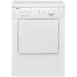 Beko 6kg Vented Tumble Dryer - DRVT6W The Appliance Centre NI