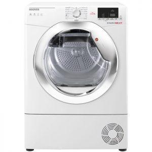 Hoover 8kg Heat Pump Tumble Dryer - DXWH11A2DCEXM The Appliance Centre NI