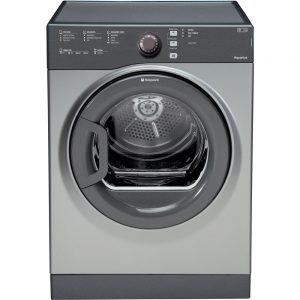 Hotpoint 8kg Vented Tumble Dryer - TVFS83CGG The Appliance Centre NI