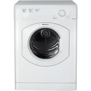 Hotpoint 8kg Vented Tumble Dryer - TVHM80CP The Appliance Centre NI