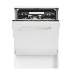 AEG FSK63807P Fully Integrated Dishwasher The Appliance Centre NI
