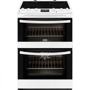 Zanussi 60cm  Electric Cooker - ZCV68300WA The Appliance Centre NI
