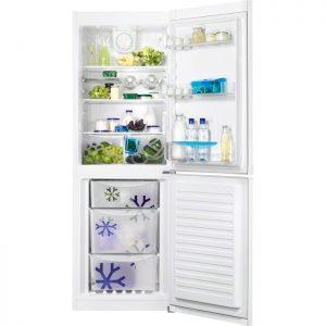 Zanussi Freestanding Frost Free Fridge Freezer - ZRB32313WA The Appliance Centre NI