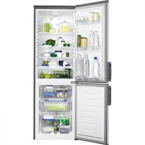 Zanussi Frost free Fridge Freezer -  ZRB23200XA The Appliance Centre NI