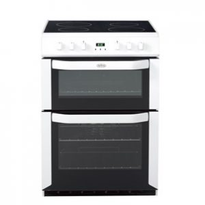 Belling 60cm Electric Cooker - FSE60DOPWH The Appliance Centre NI
