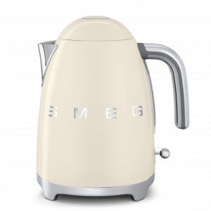 SMEG KLF01CRUK Jug Kettle - Cream The Appliance Centre NI