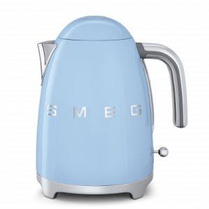 SMEG KLF01PBUK Jug Kettle - Pastel Blue The Appliance Centre NI