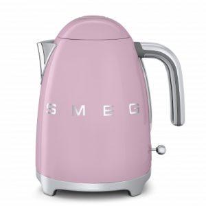 SMEG KLF01PKUK Jug Kettle - Pastel Pink The Appliance Centre NI