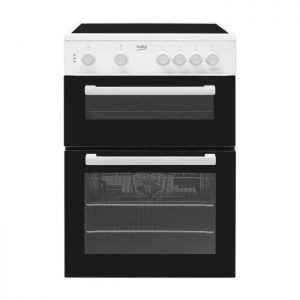Beko 60cm Electric Cooker – KTC611W The Appliance Centre NI