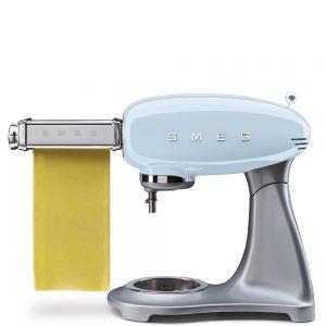 SMEG SMF01PBUK 50's Retro Stand Mixer - Pastel Blue The Appliance Centre NI