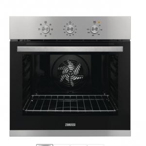 Zanussi Electric Single Electric Oven - ZOB31471XK The Appliance Centre NI