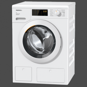Miele WCD660WCS 8Kg 1400 Spin washing machine - White The Appliance Centre NI