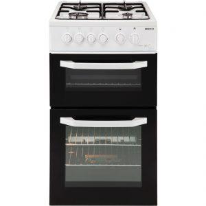 Beko Freestanding Gas Cooker - BDG581W The Appliance Centre NI