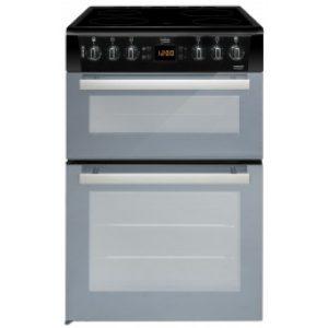 Beko 60cm Electric Cooker - BDVC665MK The Appliance Centre NI
