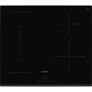 Bosch Serie 4 PWP631BF1B 59cm Induction Hob - Black The Appliance Centre NI