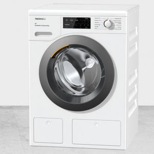 Miele WCI860 Front-loading 9kg PWash + TDos Washing Machine - White The Appliance Centre NI